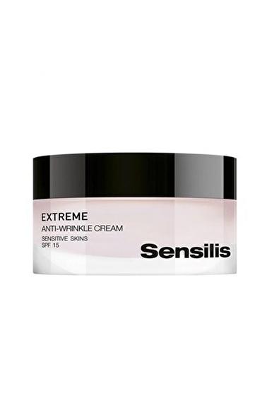 Sensilis SENSILIS Hassas Ciltler için Bakım Kremi Spf15 - Extreme Anti Wrinkle Cream 50 ml Renksiz
